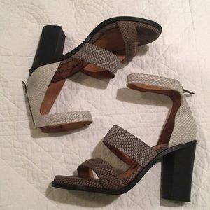 Free People local heel NWOT size 37